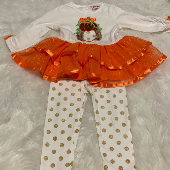 Toddler Fall boutique outfit 18m